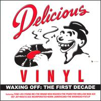 DV-10: A Decade of Delicious Vinyl von Various Artists