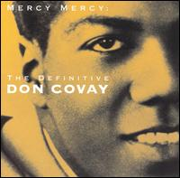 Mercy Mercy: The Definitive Don Covay von Don Covay