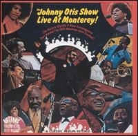 Johnny Otis Show Live at Monterey von Johnny Otis