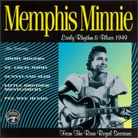 Early Rhythm & Blues from the Rare Regal Sessions: 1934-1942 von Memphis Minnie