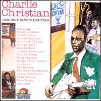 Genius of the Electric Guitar [Giants of Jazz] von Charlie Christian