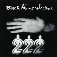 222 von Black Army Jacket