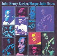 Blues Live von Sleepy John Estes