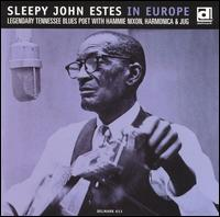 In Europe von Sleepy John Estes