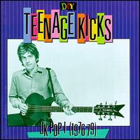 D.I.Y.: Teenage Kicks: UK Pop (1976-79) von Various Artists