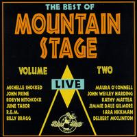 Best of Mountain Stage Live, Vol. 2 von Various Artists