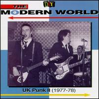 D.I.Y.: The Modern World: UK Punk II (1977-78) von Various Artists