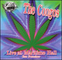 Live at Maritime Hall: San Francisco von The Congos