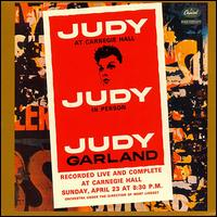 Judy at Carnegie Hall von Judy Garland