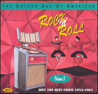 Golden Age of American Rock 'n' Roll, Vol. 5 von Various Artists