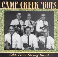 Old-Time String Band: Traditional Dance Tunes von Camp Creek Boys