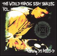World Famous Beat Junkies, Vol. 3 von The Beat Junkies