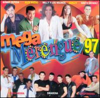 Mega Merengue '97 von Various Artists