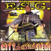 City Under Siege von E.S.G.