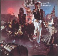 Shouting and Pointing von Mott the Hoople