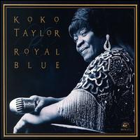 Royal Blue von Koko Taylor