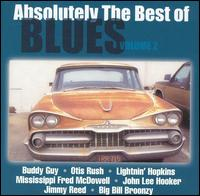 Absolutely the Best of the Blues, Vol. 2 von Various Artists