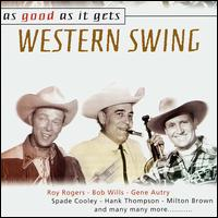 As Good As It Gets: Western Swing von Various Artists