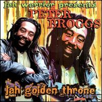 Jah Golden Throne von Peter Broggs