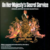 On Her Majesty's Secret Service von John Barry