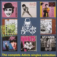 Complete Adicts Singles Collection von The Adicts