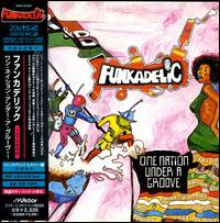 One Nation Under a Groove von Funkadelic