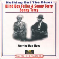 Worried Man Blues von Blind Boy Fuller