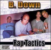 Rap Tactics von B. Down