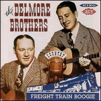 Freight Train Boogie von The Delmore Brothers