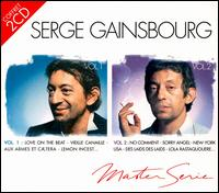 Master Series: The Best of Serge Gainsbourg von Serge Gainsbourg