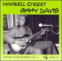 Chicago Blues Session, Vol. 11 von Maxwell Street Jimmy Davis
