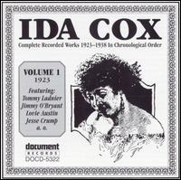 Complete Recorded Works, Vol. 1 (1923) von Ida Cox