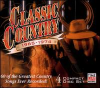 Classic Country: 1965-1974 von Various Artists
