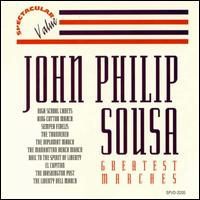 Greatest Marches von John Philip Sousa