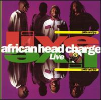 Live: Pride and Joy von African Head Charge