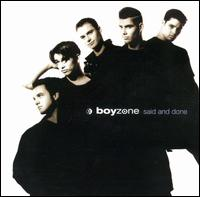 Said and Done von Boyzone