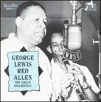 George Lewis with Guest Artist Red Allen von George Lewis