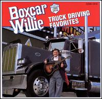 Truck Driving Favorites von Boxcar Willie