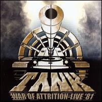 War of Attrition -- Live '81 von Tank
