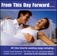 From This Day Forward von Countdown Singers