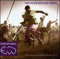 Thunder Before Dawn: The Indestructible Beat of Soweto, Vol. 2 von Various Artists