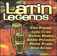 Latin Legends [Medalist] von Various Artists