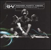 Damn That DJ Made My Day von Richard Vission