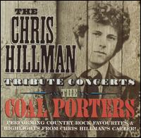 Chris Hillman Tribute Concerts von The Coal Porters