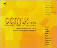 CCMIX: New Electroacoustic Music From Paris von Various Artists