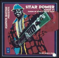 Sitar Power von Ashwin Batish