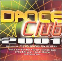 Dance Club 2001, Vol. 1 von Countdown Mix Masters