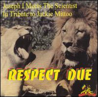 Respect Due von Scientist
