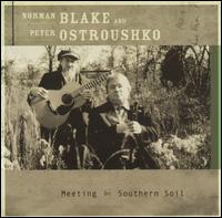 Meeting on Southern Soil von Norman Blake