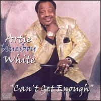 "Can't Get Enough von Artie ""Blues Boy"" White"